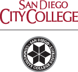City College name with black district seal below