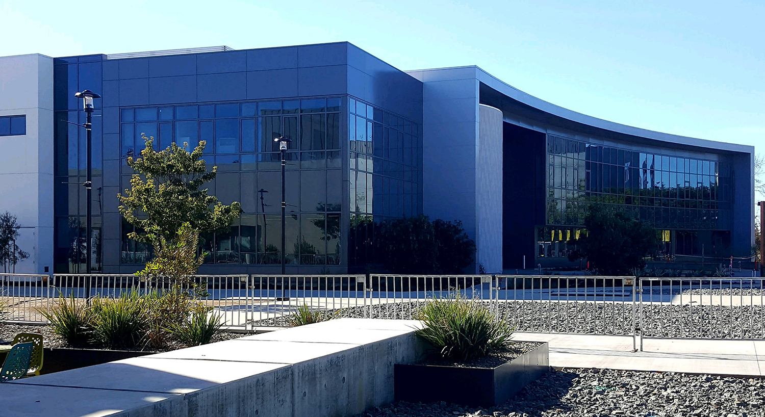 Mesa College's Center for Business and Technology