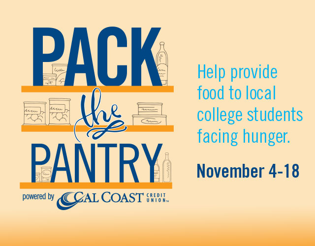 Pack the pantry logo